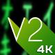 Matrix Code V2 Infinite Loop - VideoHive Item for Sale