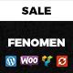 Fenomen | Legendary Blog & Magazine WordPress Theme - ThemeForest Item for Sale