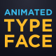 Minimal Animated Typeface - VideoHive Item for Sale