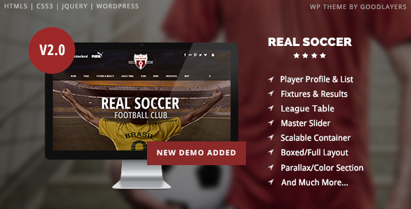 Real Soccer - Sport Clubs Responsive WP Theme - Health & Beauty Retail