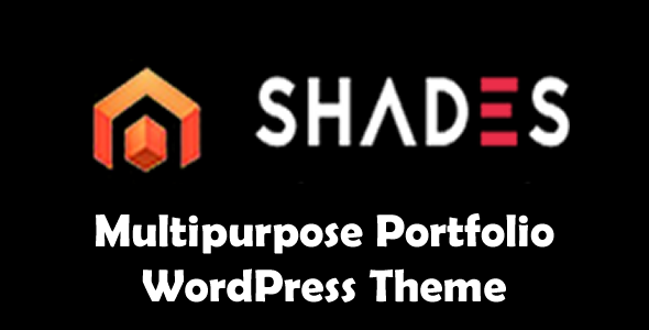 Shades Multipurpose Responsive WordPress Theme RTL
