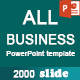 ALL Business Powerpoint Presentation Template - GraphicRiver Item for Sale