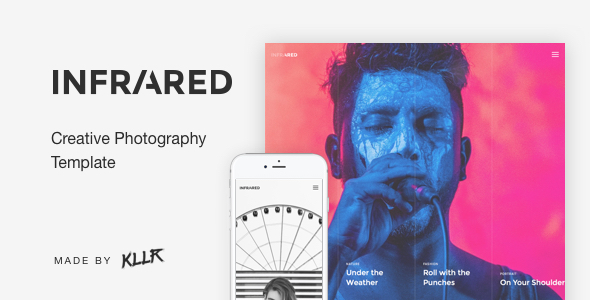 Infrared – Creative Photography Template