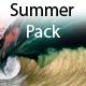 Upbeat Summer Pack