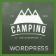 Camping - Responsive WooCommerce WordPress Theme - ThemeForest Item for Sale