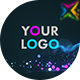 Glow Particles Logo - VideoHive Item for Sale