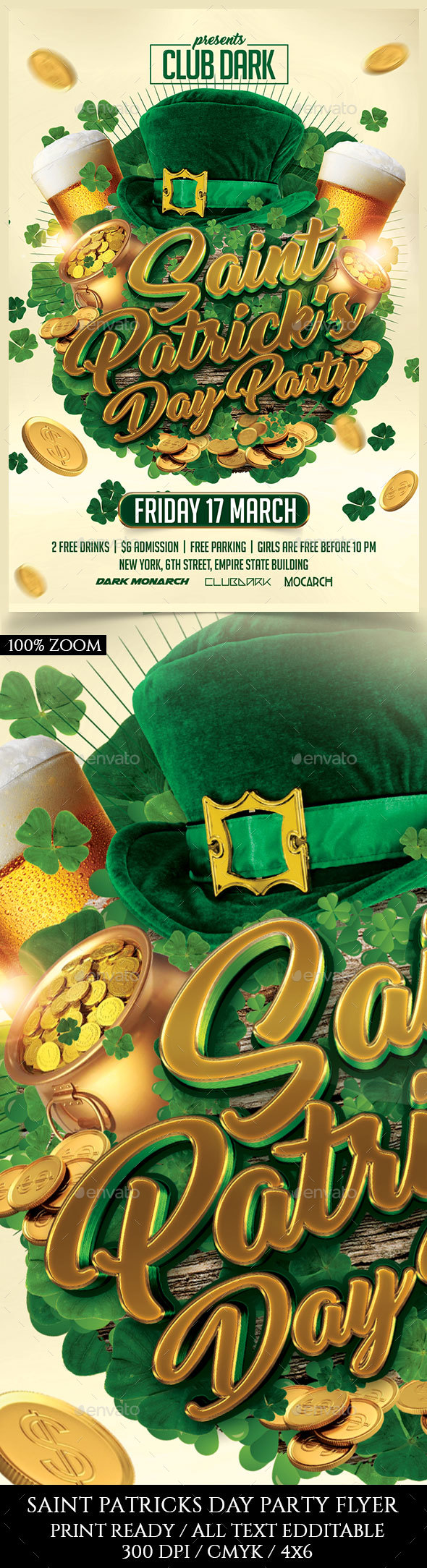 Saint Patricks Day - Holidays Events