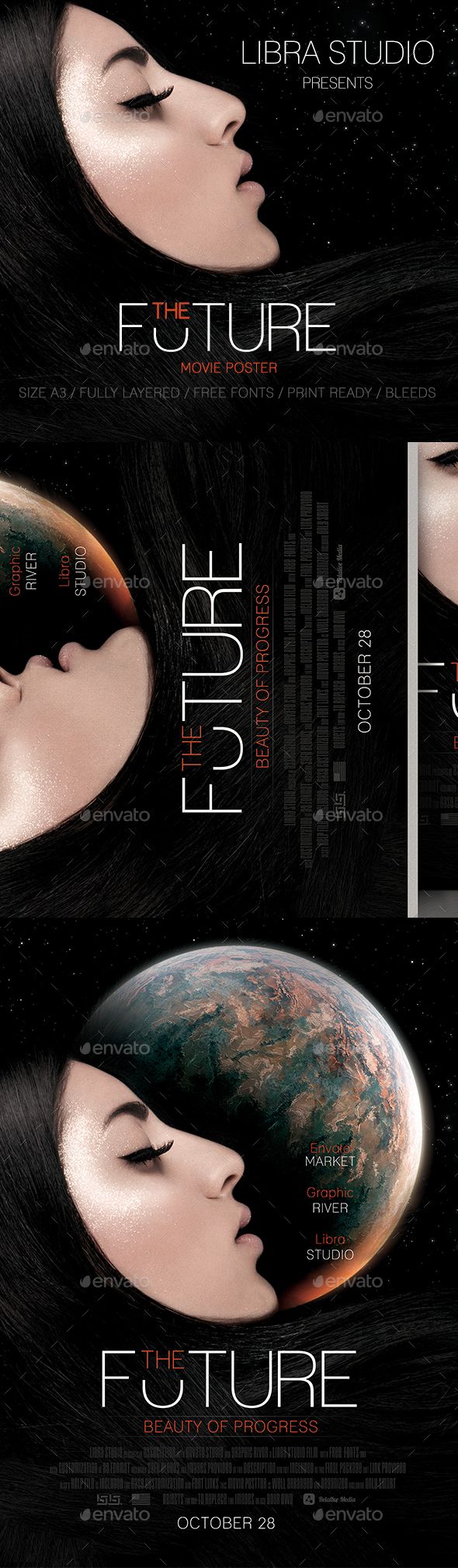 The Future Movie Poster - Miscellaneous Events