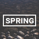 Spring - Creative One Page WordPress Theme - ThemeForest Item for Sale