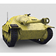 Jagdpanzer 38 Hetzer 3D model - 3DOcean Item for Sale
