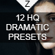 12 HQ Dramatic Presets - GraphicRiver Item for Sale