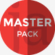 Master PowerPoint Template Professional Pack - GraphicRiver Item for Sale