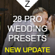 28 Pro Wedding Presets - GraphicRiver Item for Sale