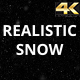 Realistic Cinema Snow - VideoHive Item for Sale