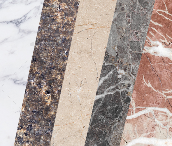 Marble Textures - 3DOcean Item for Sale