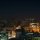 Night View of the Novosibirsk City, Russia. - VideoHive Item for Sale