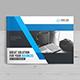 Landscape Bi-Fold Brochure Template - GraphicRiver Item for Sale