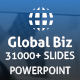 Global Biz Powerpoint Presentation Template - GraphicRiver Item for Sale