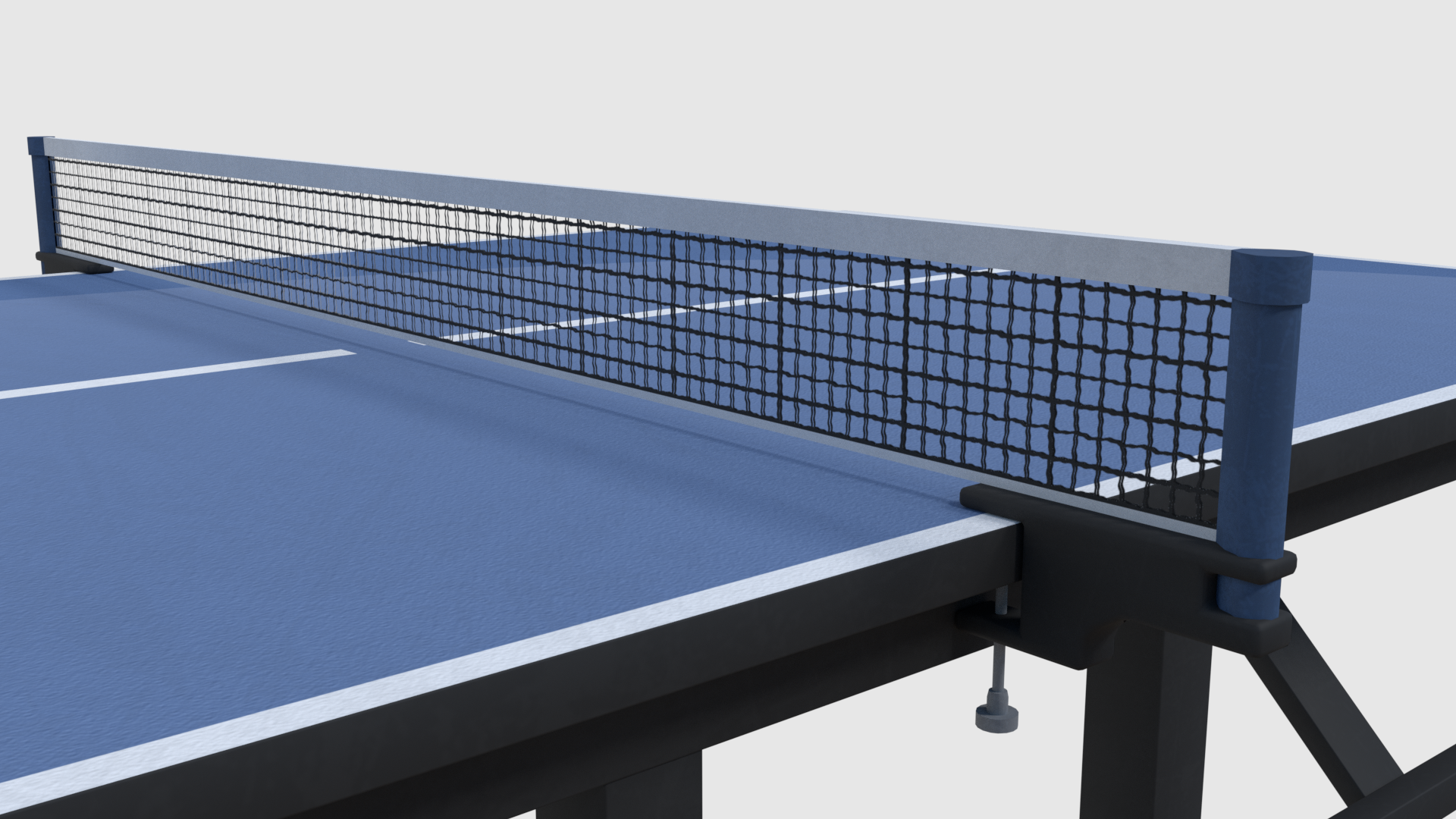 Table tennis set game ready by xepphirestudios 3docean for Table tennis