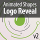 Shape Animation Logo Reveal v2 - VideoHive Item for Sale