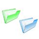 Computer folder symbol - GraphicRiver Item for Sale