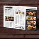 Restaurant Menu vol 28 - GraphicRiver Item for Sale