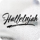 Hallelujah - GraphicRiver Item for Sale
