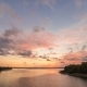 Amazing  Landscape  of Beautiful After Sunset Sky Over Lake on Tropical Bali Island, Indonesia - VideoHive Item for Sale
