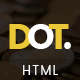 DOT - HTML Template for Business Consultancy and Finance Services Nulled