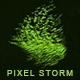 Pixel Storm Logo Reveal - VideoHive Item for Sale