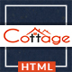 Cottage - Real Estate Single Property Template Nulled