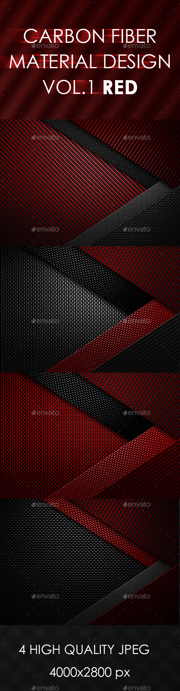 Red Carbon Fiber Clipart Backgrounds - Urban Backgrounds