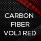 Red Carbon Fiber Clipart Backgrounds - GraphicRiver Item for Sale