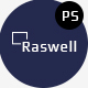 Raswell- One Page Creative PSD Template - ThemeForest Item for Sale