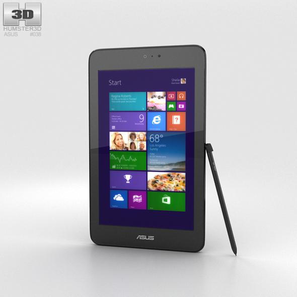 Huawei Ascend G700 Black - 3DOcean Item for Sale