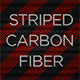 Striped Carbon Fiber Textures - GraphicRiver Item for Sale