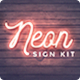 Download Neon Sign Kit from VideHive