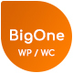 BigOne - Creative WordPress / WooCommerce theme - ThemeForest Item for Sale