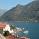 View of Perast in the Bay of Kotor, Montenegro - VideoHive Item for Sale