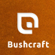 Bushcraft - Personal Blog Template