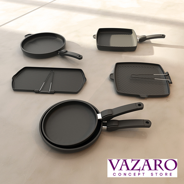 Vazaro - 3DOcean Item for Sale