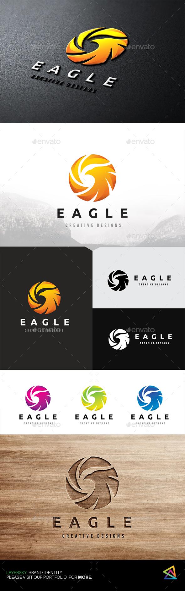 Eagle Logo - Animals Logo Templates
