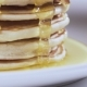 Honey Dripping on a Pancake - VideoHive Item for Sale