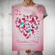 Valentine Day 2 in 1 Bundle - GraphicRiver Item for Sale