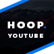 Hoop - Youtube Channel Art - GraphicRiver Item for Sale