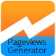 PC and Mobile Traffic Pageview Generator [Social & Referral Suite]