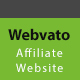 Webvato - Envato Affiliate Website - CodeCanyon Item for Sale