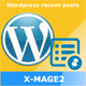 Magento 2 WordPress Recent Posts