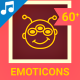 Emoticons Icons and Elements