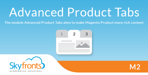 Advanced Product Tabs for Magento2 - CodeCanyon Item for Sale